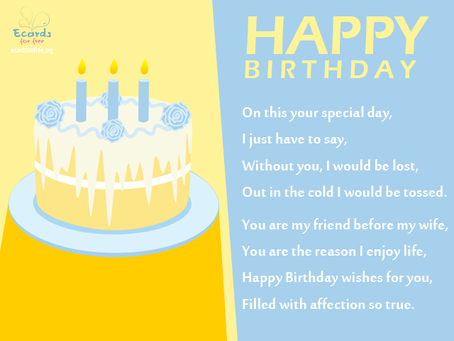 adult birthday greeting card Free